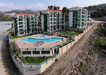 Luxury in the Nature (Alanya Building)